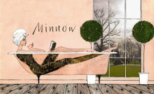 Minnow restaurant animation